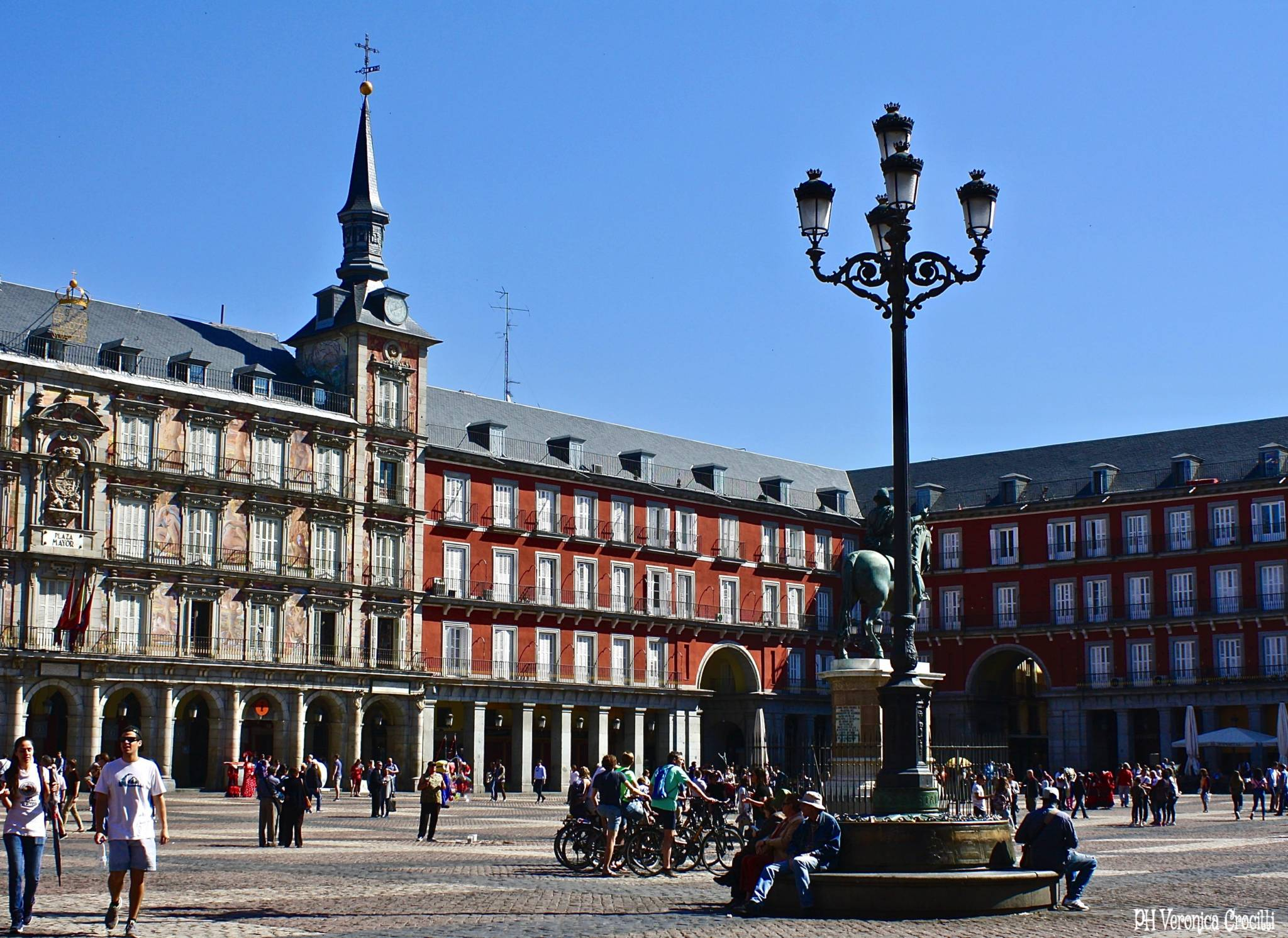 Plaza Mayor - Madrid, Spagna