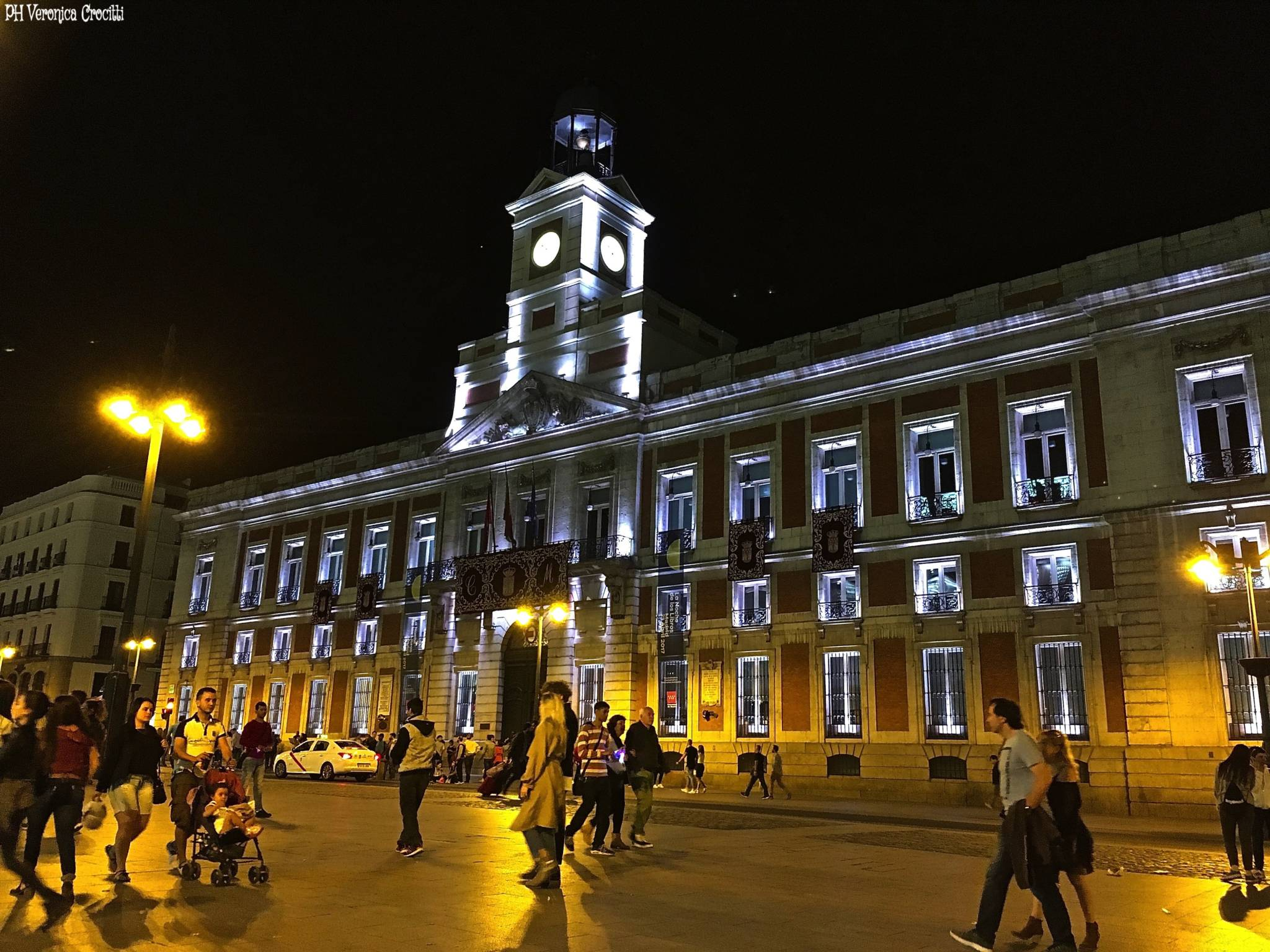 Puerta del Sol - Madrid, Spagna