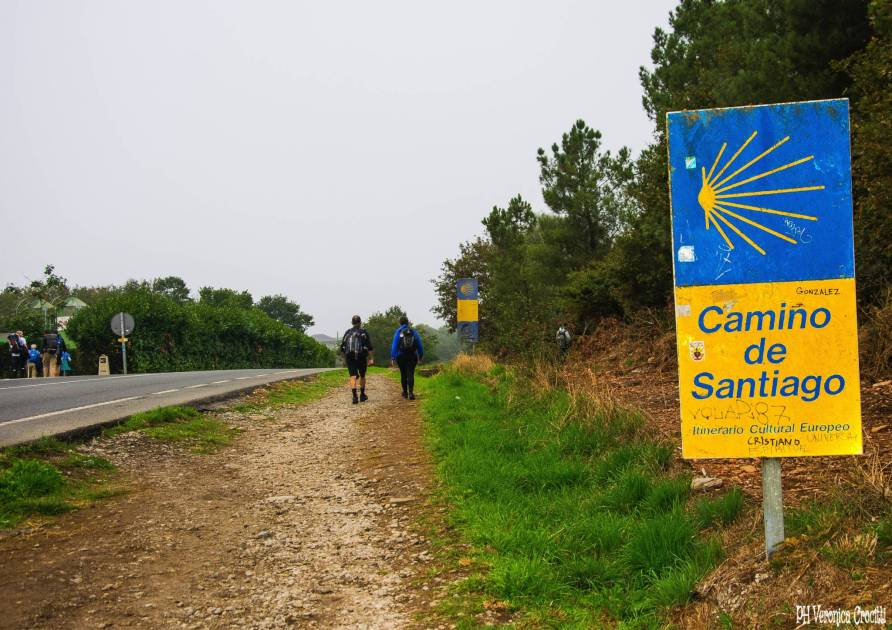 Portomarin _ Palas de Rey - Cammino di Santiago (Spagna)