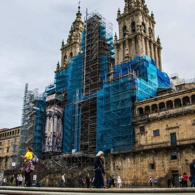Cattedrale - Santiago di Compostela (Spagna)