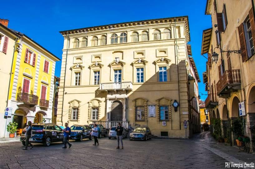 Palazzo Cisterna di Biella (Piemonte, Italia)