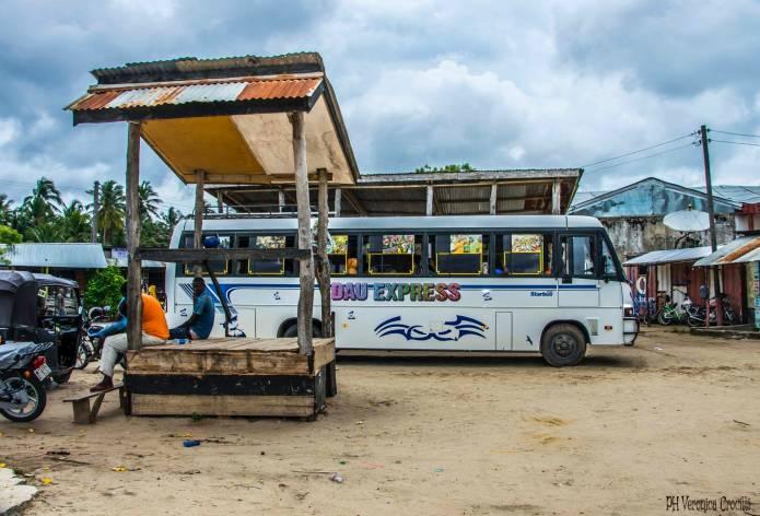 Bus Station - Mafia Island (Africa)