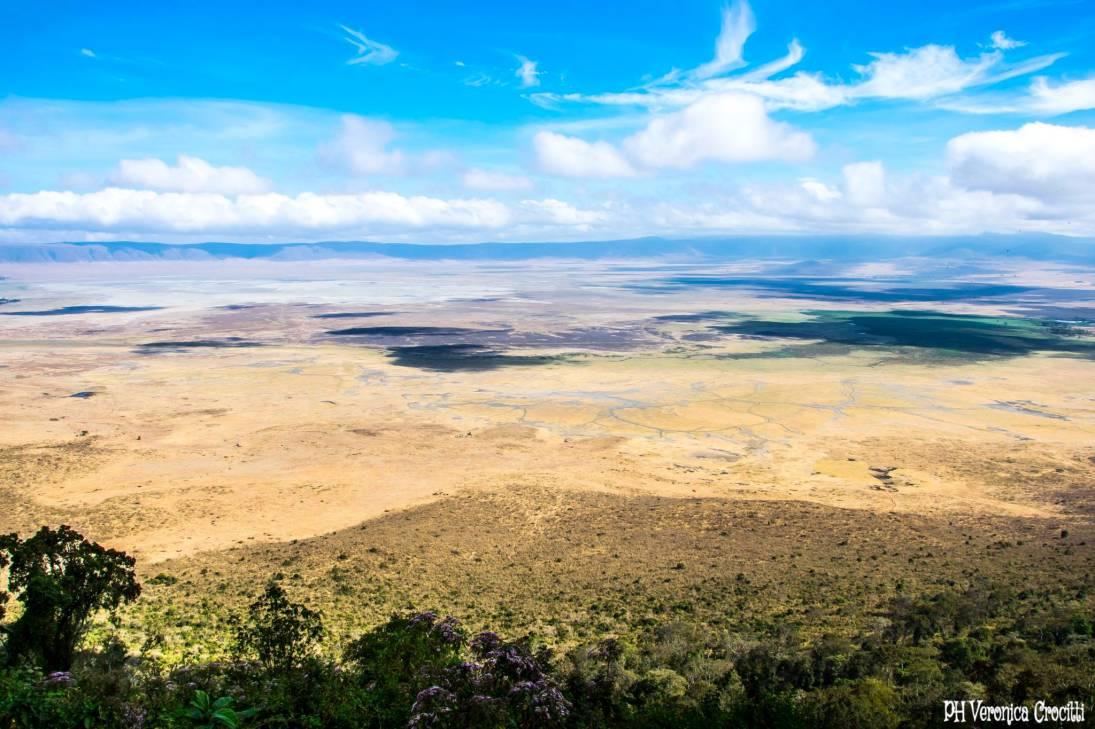 'Ngorongoro Crater, Tanzania (Africa)