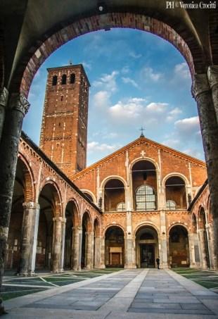 Basilica di Sant'Ambrogio, Milano (Italia)