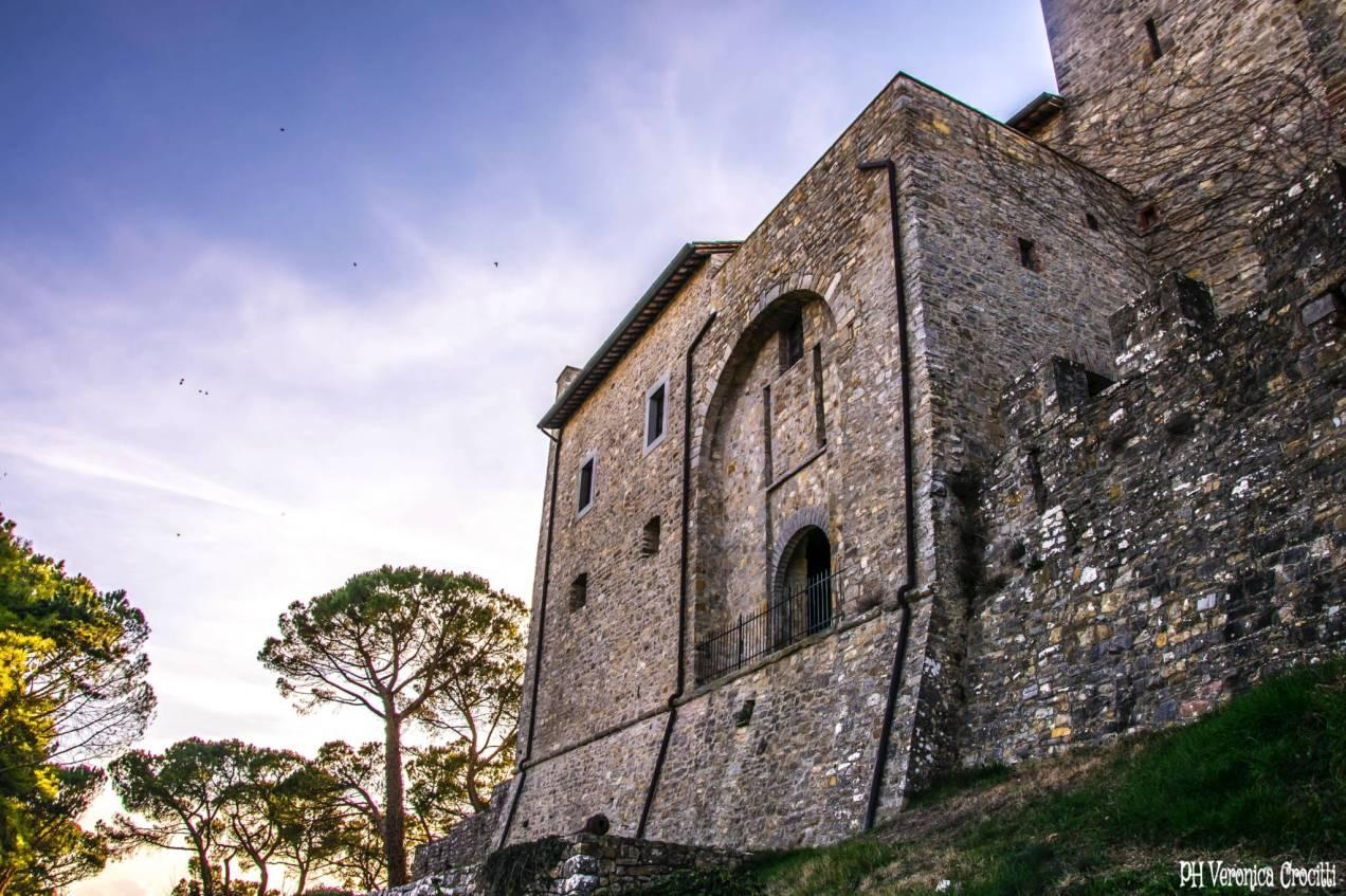 Castello di Montegiove, Terni (Umbria - Italia)