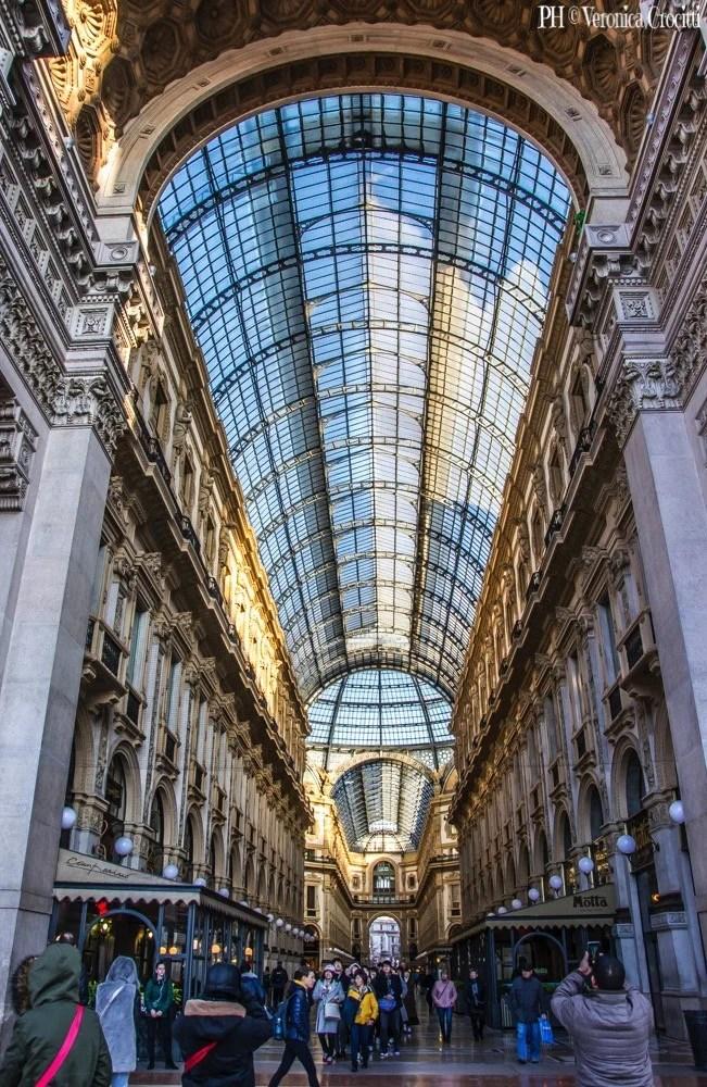 Galleria Vittorio Emanuele, Milano (Italia)