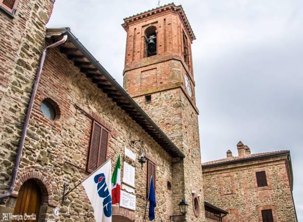Paciano, Perugia (Umbria - Italia)