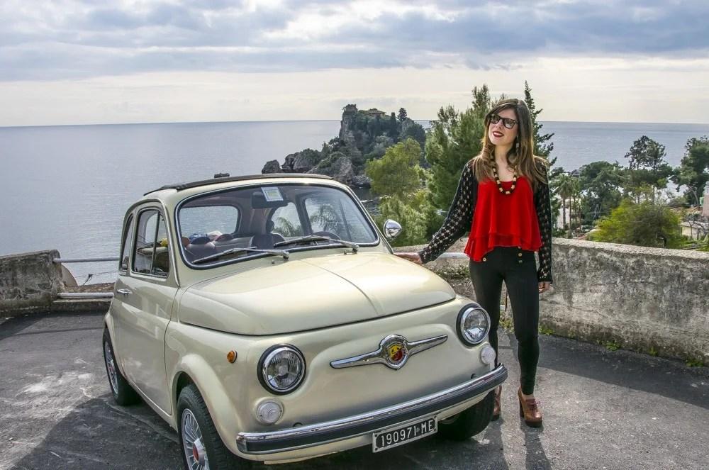 Tappa Taormina (Sicilia in 500)