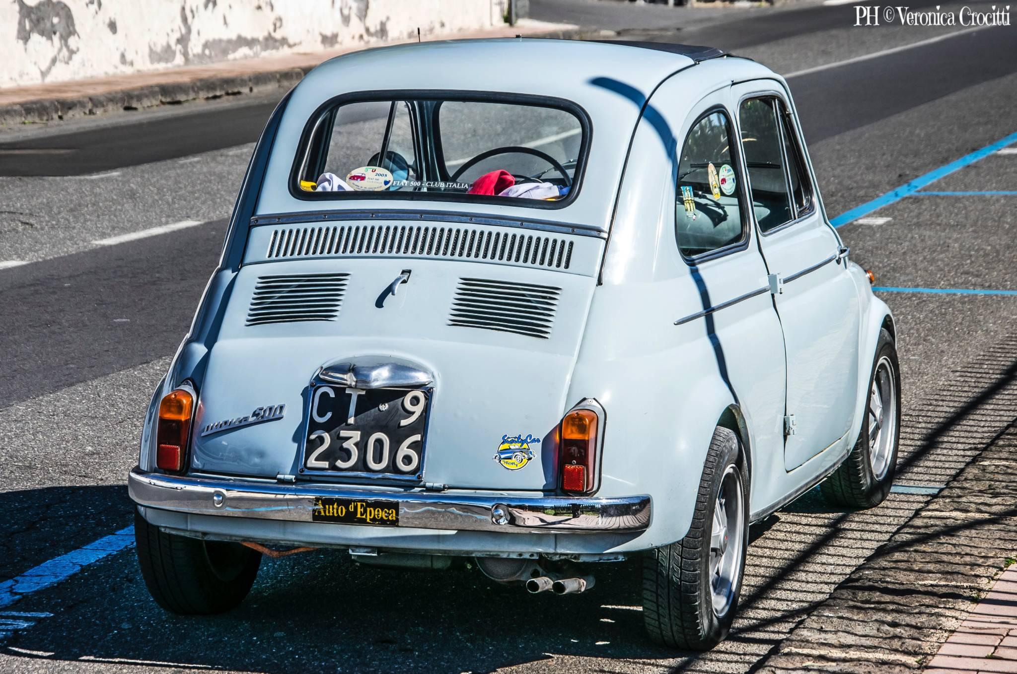 Tappa Aci Castello - Sicilia in 500