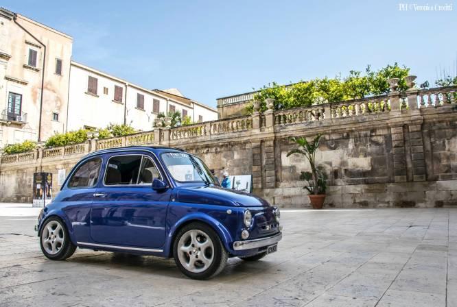 Tappa Ortigia - Sicilia in 500