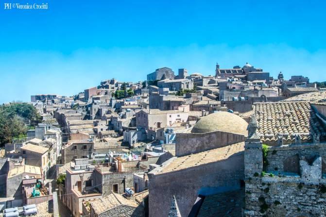 Erice (Trapani) - Settima Tappa Sicilia in 500