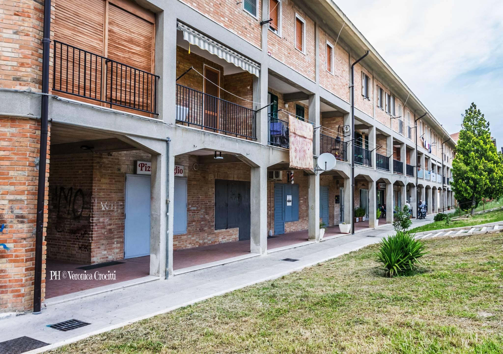 Casa Matera, Quartiere Risanamento Sassi. Matera, Città dei Sassi (Basilicata - Italia)