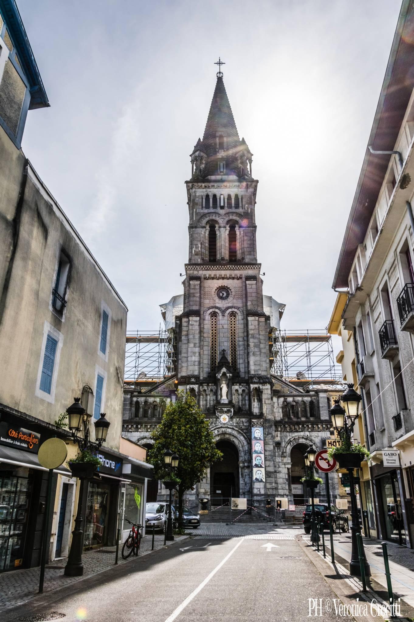 Chiesa Parrocchiale del Sacro Cuore. Lourdes, Francia