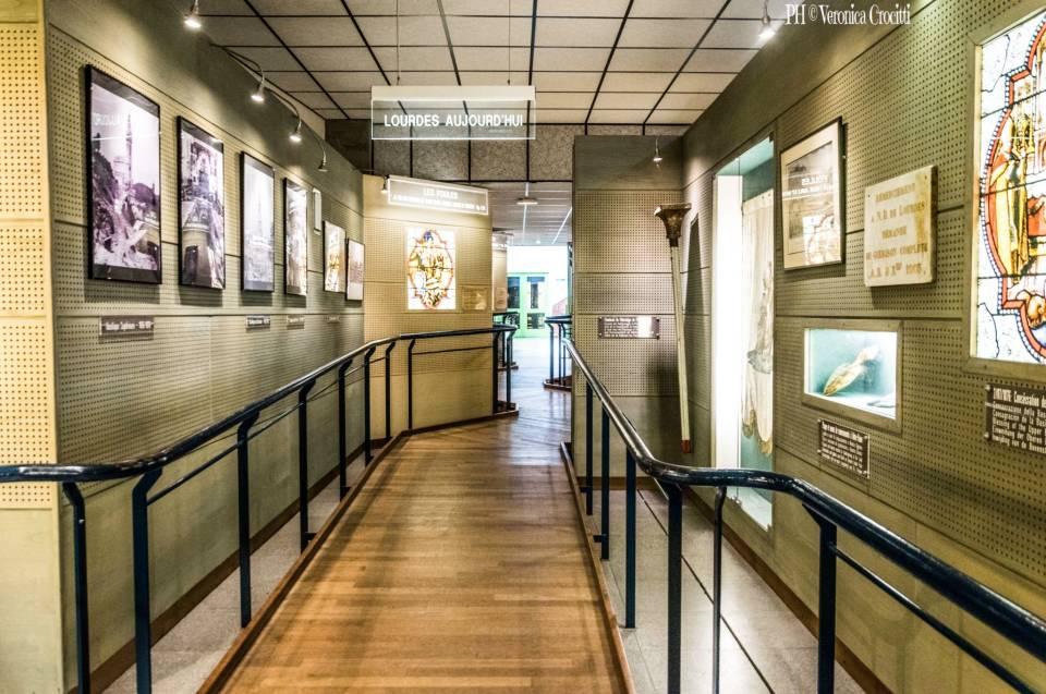 Museo Santa Bernadette - Lourdes, Francia
