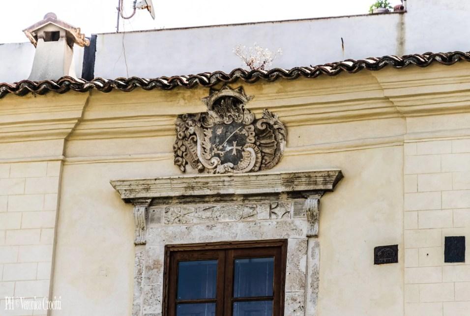 Palazzo Basile-Vasari, Santa Lucia del Mela - Messina (Sicilia, Italia)_1