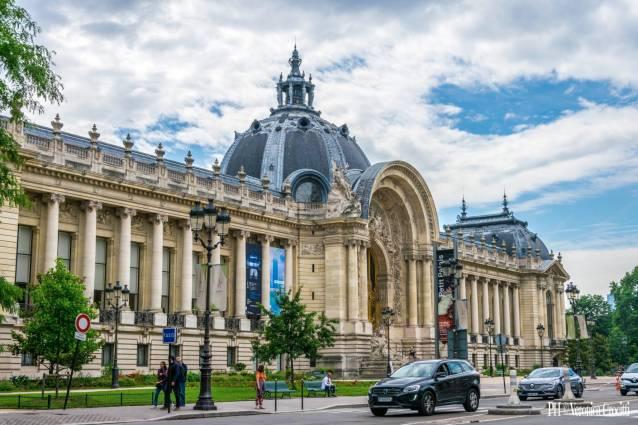 Petite Palais - Parigi, Francia