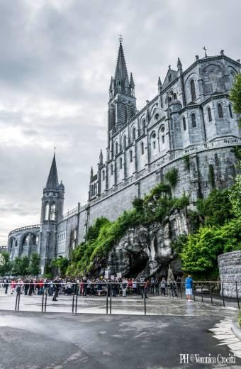 Santuario di Lourdes, Francia