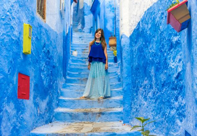 Chefchaouen, Marocco _15