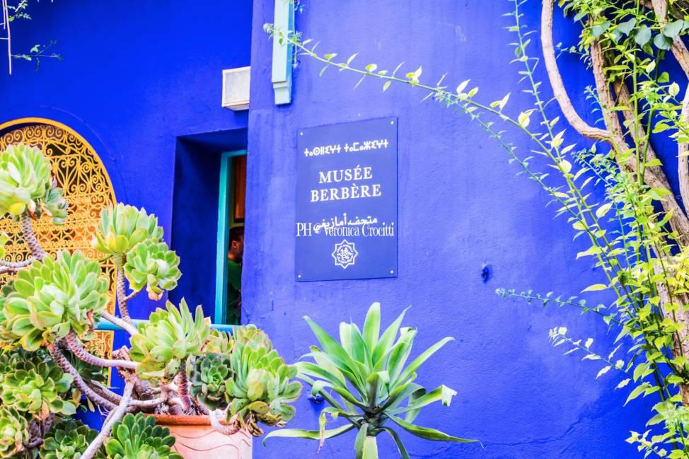 Jardin Majorelle, Marrakech - Marocco _6