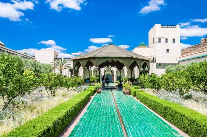 Jardin Secret, Marrakech - Marocco