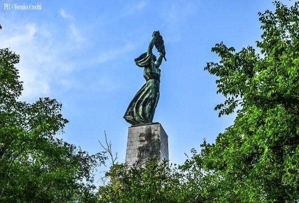 Statua della Libertà - Budapest, Ungheria (Europa)