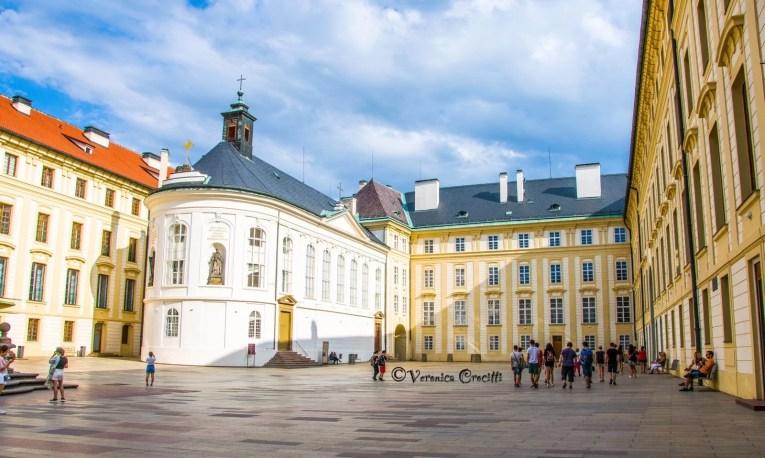 Castello di Praga, Repubblica Ceca (Europa)