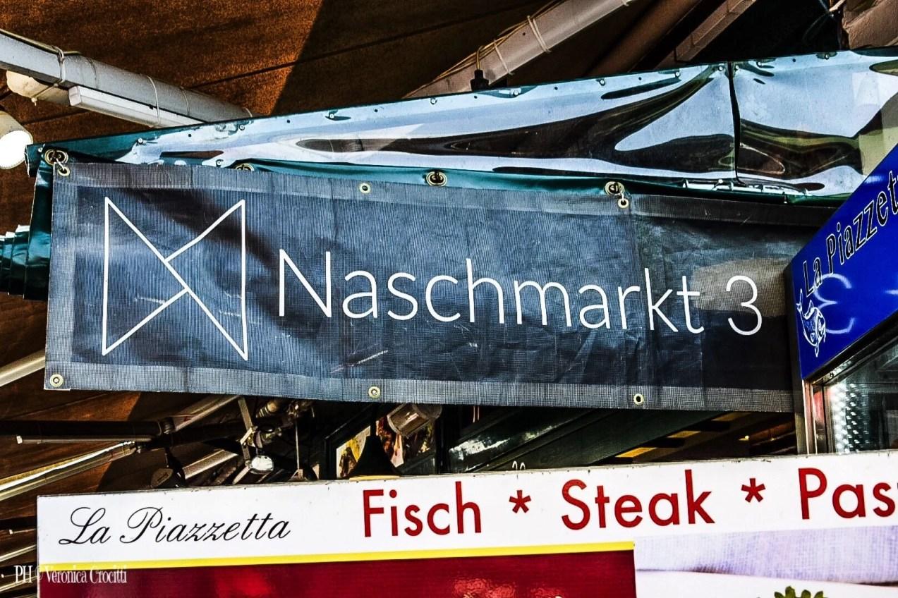 Naschmarkt - Vienna, Austria (Europa)