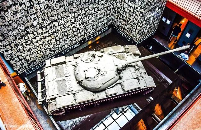 Museo del Terrore - Budapest, Ungheria (Europa)
