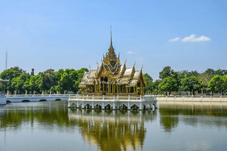 Palazzo Reale Bang Pa In - Ayutthaya, Thailandia