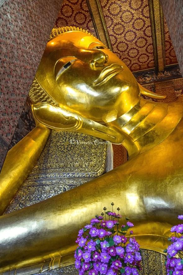 Wat Pho (Buddha Sdraiato) - Bangkok, Thailandia