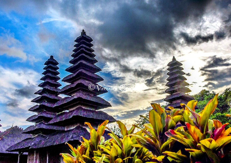 Taman Ayun Temple, Palazzo Reale di Menwi - Bali, Indonesia