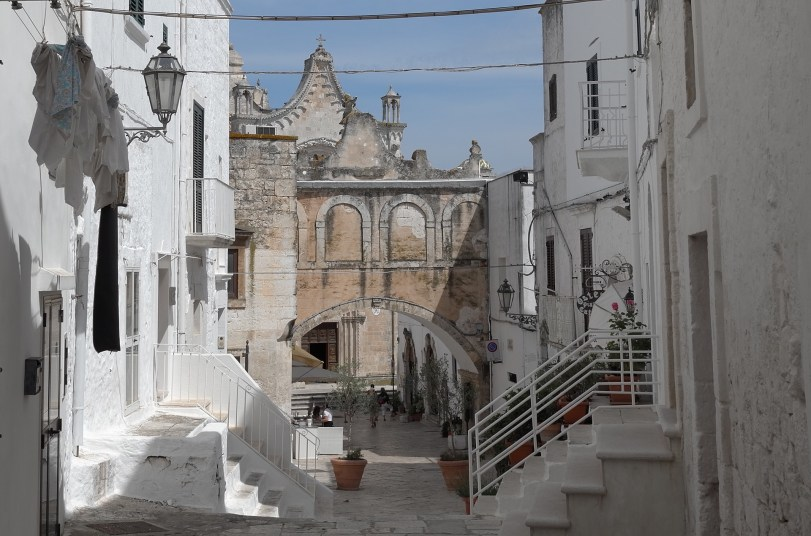 Ostuni - Puglia, Italia