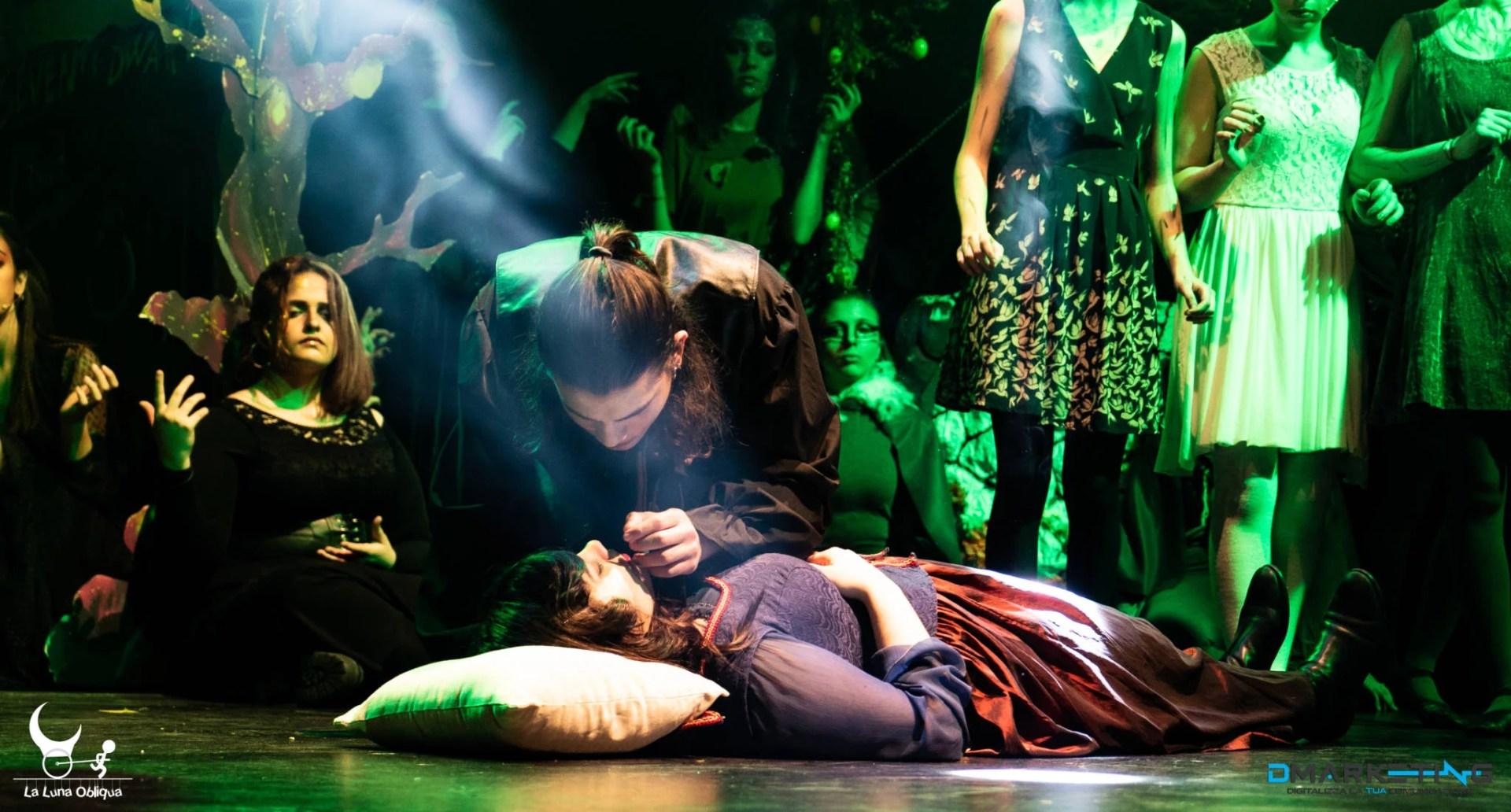 Biancaneve al Teatro di Messina