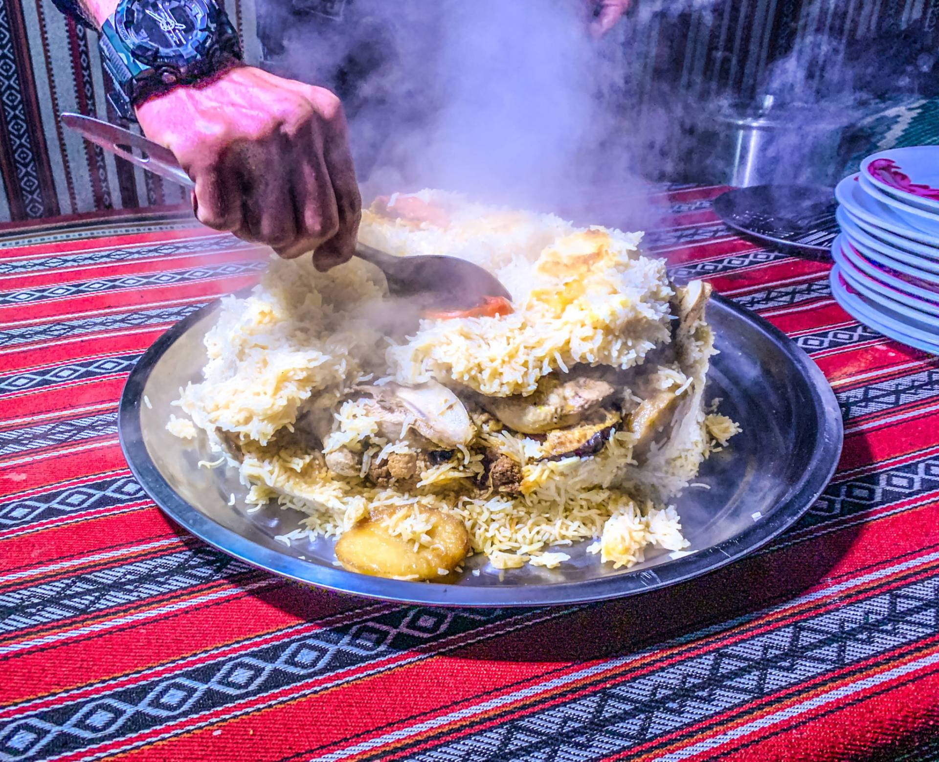 Cosa mangiare in Giordania