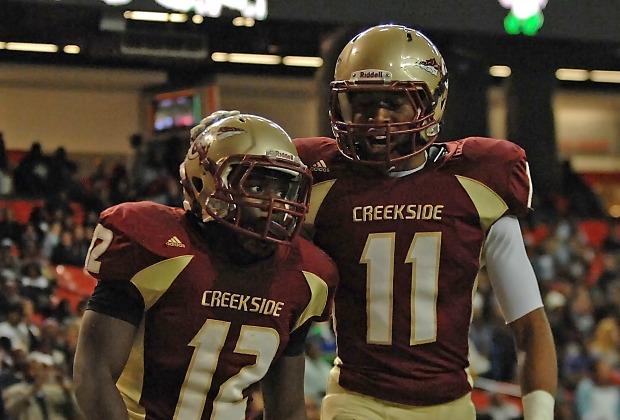 Creekside Sprints Past Tucker Score Atlanta