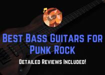 best bass guitar for punk rock
