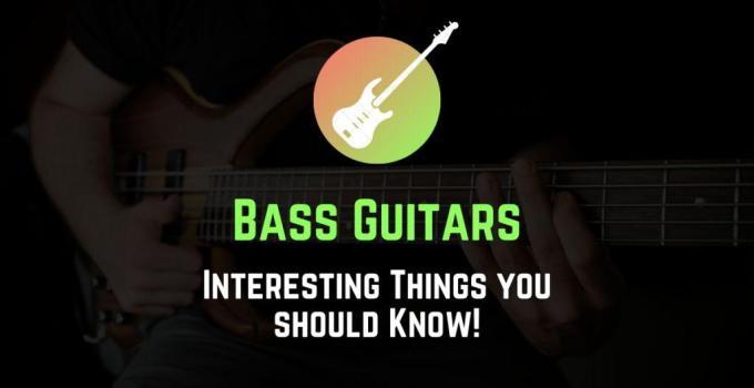 bass guitar faq