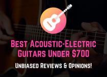 best acoustic electric guitar under 700