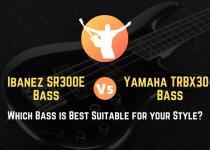 Ibanez sr300e vs yamaha trbx304