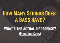 How Many Strings Does a Bass Have?