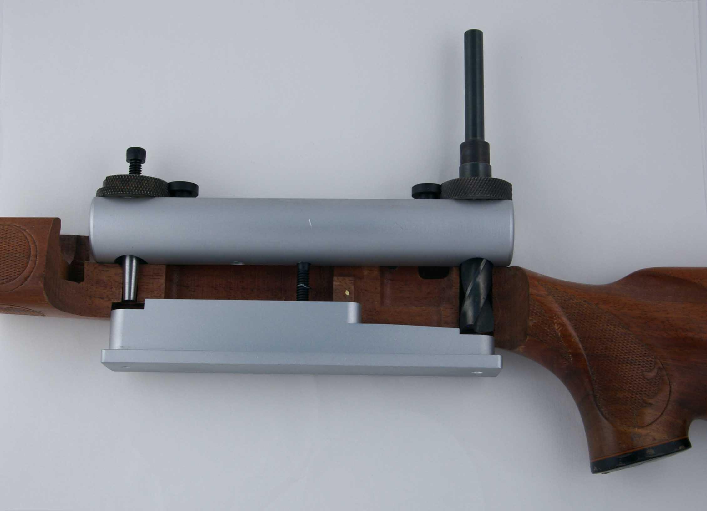 LA /& SA for Pillar Bedding Remington 700 Stock Drilling jig