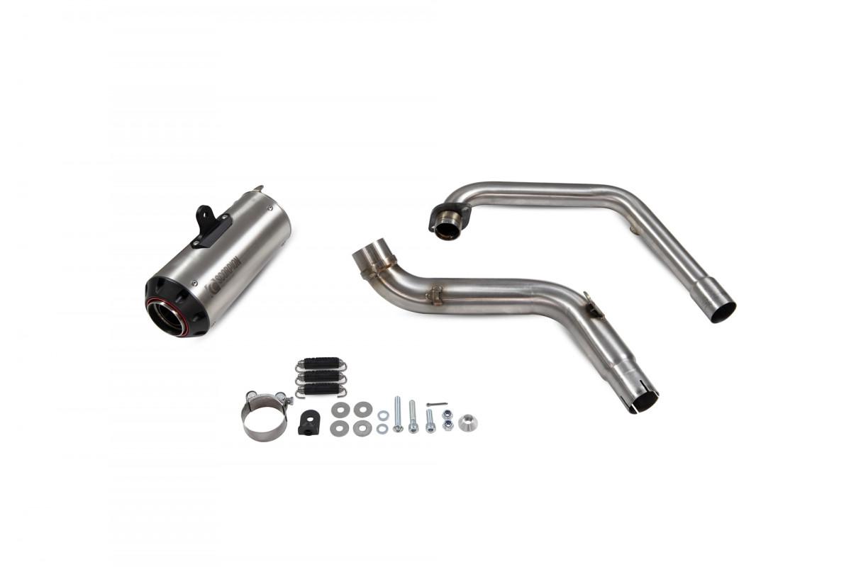 Honda Cb 125 R 18 Current Exhausts