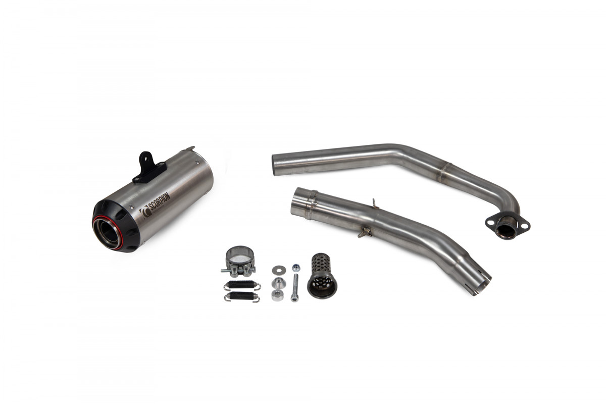 Yamaha Yzf R 125 19 Current Exhausts