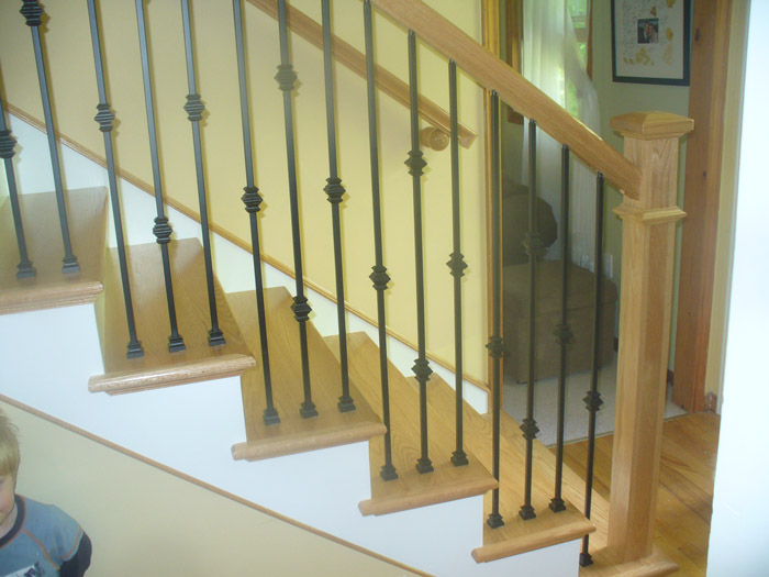 Replacing Newel Post Carpentry Diy Chatroom Home Improvement Forum