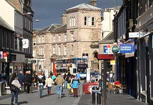 City Of Inverness Inverness City Eastgate Shopping