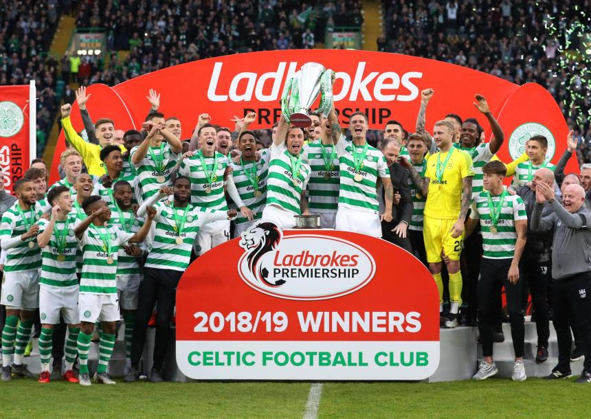 Celtic to be ratified as 9-in-a-row champions | The Scotsman