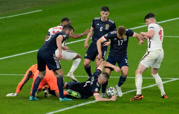 Alan Pattullo: Billy Gilmour encapsulates bold Scotland performance at  Wembley - there really might be something for us at Euro 2020   The Scotsman
