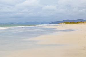 Η παραλία Hebridean μήκους τριών μιλίων ονομάστηκε μια από τις καλύτερες στην Ευρώπη