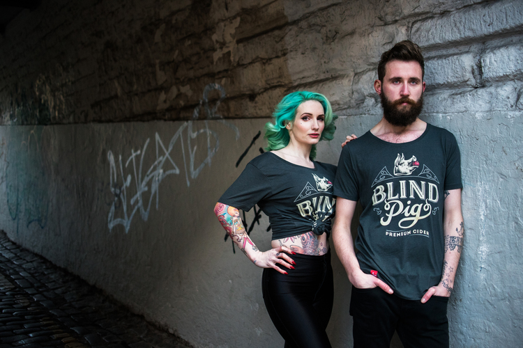 Ellie Clinch Blind Pig T-shirt