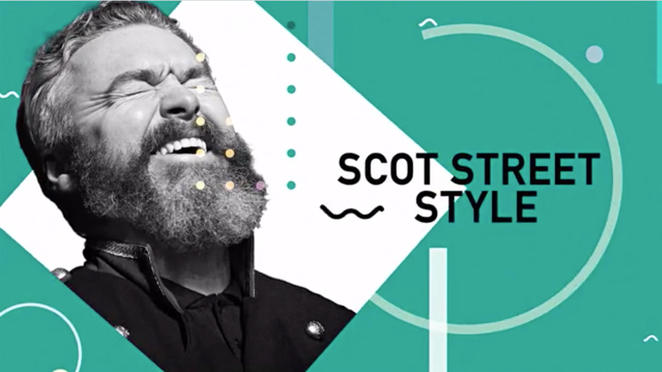 Visit Scotland Video with Gordon Millar, Scot Street Style